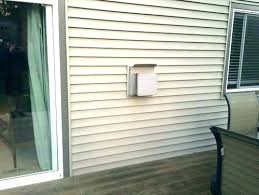 exterior vent covers foundation gas fireplace outside cover air