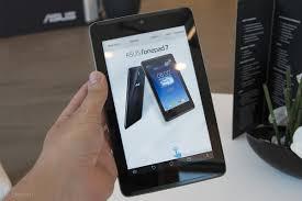 Asus Fonepad 7 hands-on: tablet-meets ...