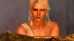 The Witcher 3 Ciris Tattoo