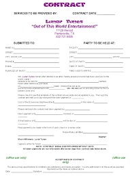 Event Coordinator Contract Template Dj Contract Template NON COMPETE AGREEMENT Dj Contract Legal 19