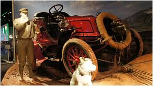 Who Made The First Car In 1903 Two Men And A Dog Made The First Documented