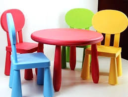 Toddler Table Chairs Set Plastic Chair Setting Ideas And Sets Pertaining Argos