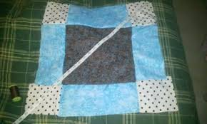 Batting for hand quilting a baby quilt &  Adamdwight.com