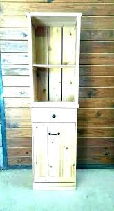 over the door trash can kitchen cabinet garbage can view in gallery over the door trashcan