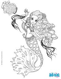 Monster High Freaky Fusion Sirena Von