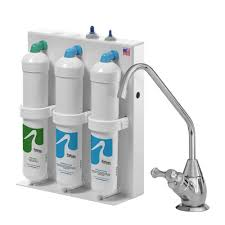 Water Filtration Dispenser Pelican Water 3 Stage Undercounter Drinking Water Filter With
