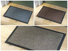 Decoration : Entrance Rugs Black Carpet Runners For Hall Halloween ...