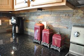 uba tuba granite countertop and slate tile backsplash ideaeclectic indianapolis
