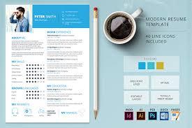 Modern Resume For Freshmen Modern Resume Template Design3edge Com