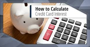 How To Calculate Credit Card Interest 3 Steps To Find Your Rate