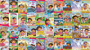 dora saves crystal kingdom dora dora explorer summer wallpaper