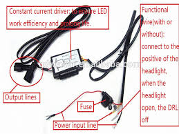 wiring diagram for led daytime running lights wiring whole 12 volt special car led light for honda crosstour 2011 on wiring diagram for led