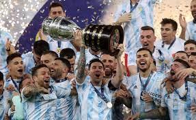 الأرجنتين بطل كوبا أميركا.. وأول لقب قاري لميسي - حرية برس Horrya press