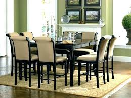 8 person round table perfect 8 person round dining table intended for regarding within decorations 8