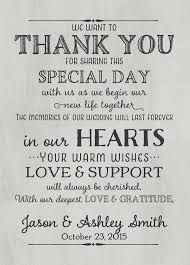 wedding thank you card with pre printed thank you message on back Wedding Thank You Cards Grandparents wedding thank you card with pre printed thank you message on back! 2 wedding thank you card wording grandparents