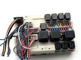 2004 - 2006 Nissan Altima Fuse Box Body Control Module Unit P ...