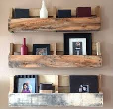 diy home decor ideas with pallets. diy home decorating vintage pallet decorative shelves diy decor ideas with pallets l