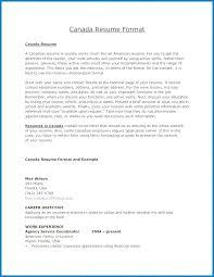 American Cv Format Download American Cv Template Wastern Info