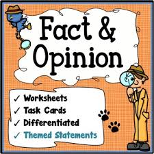 Journalists must not include their own opinions in a news report. Fact And Opinion Articles Worksheets Teaching Resources Tpt