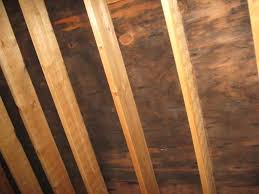 mold in attic.  Attic Getting Rid Of Mold In The Attic  Roof Framing Not Contaminated And  Decking Intended Mold In Attic I