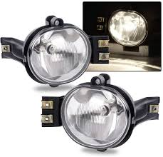 2007 Dodge Ram 2500 Fog Light Bulb Size Fit For 02 08 Dodge Ram 1500 03 09 Dodge Ram 2500 Ram 3500 04 06 Dodge Durango Oe Clear Fog Lights Pair Bulb Driver And Passenger Side Driving Lamps