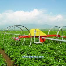 China Rollaway Sprinkler For Short Crops Irrigation China