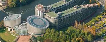 Европейский суд по правам человека ЕСПЧ Здание Европейского суда по правам человека
