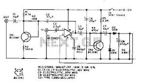 audio compressor schematic compressor pro microphone preamplifier audio compressor dicks website