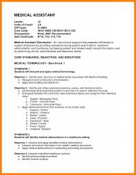 Medical Assistant Objective Statement For Resume 24 Medical Assistant Objective Resume New Hope Stream Wood How To 22