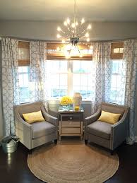 bay window furniture living. This Is One Of My Favorite Spots In Home Bay Window With Two  Beautiful Neutral Taupe Linen Chairs Chrome Nail Head Detailing. Furniture Living O