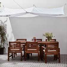 modern tropical furniture. Ikea Dyning Canopy In White, As Seen A Modern Tropical Outdoor Space Furniture