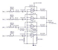 mixer wiring diagram pdf mixer image wiring diagram jrc4558 mixer diagrams circuits car wiring schematic diagram on mixer wiring diagram pdf