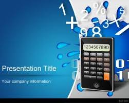 Math Templates Math Numbers Powerpoint Template