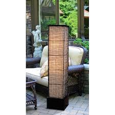outdoor patio floor lamps stunning for