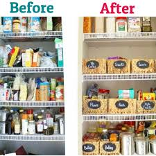 pantry organization tips and ideas diy pantry organizing s before and after pictures from