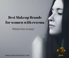 best makeuo brands for women with eczema