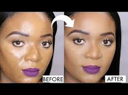oily skin fix how to keep your makeup matte all day omabelletv you