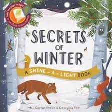 the pages and discover a natural winter world full of surprises shine a light books from usborne books more are the ones you read with a flashlight