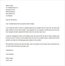 Business Letter Format Word Get Free Printable Business Letter Format Template