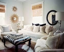 chic cozy living room furniture. Benjamin Moore November Rain Source: Lonny Magazine Lisa Sherry - Chic, Cozy Living Room Chic Furniture
