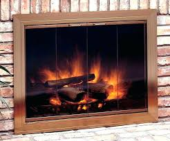 clean wood stove glass clean wood stove glass glass insert for fireplace clean glass fireplace insert