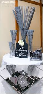 best 25 wedding guest favors ideas on pinterest wedding favors Wedding Favor Ideas Black And White sparklers and personalized matches as wedding guest favors for olympic hills wedding favor ideas black and white