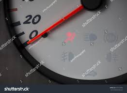 Red Airbag Light Cars White Dashboard Red Airbag Light Stock Photo Edit Now