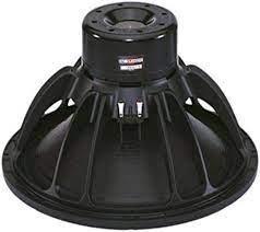Amazon.com: B&C 18SW115-8 18-Inch Neodymium Subwoofer - Set of 1, Black:  Car Electronics