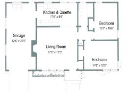 Small 2 Bedroom Cottage Plans 4 2 Bedroom 2 Bath 2 Car Garage House Plans Bedroom 2 Bath House