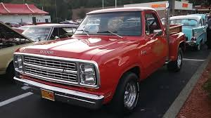 """AJ's Car (Or in this case, Truck) of the Day: 1979 Dodge """"Lil' Red ..."""