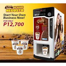 Coffee Vending Machine Franchise Philippines