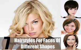 hair styles are all about face structure and geometry it isn t right to think that all hair styles suit all kinds of faces considering the various face