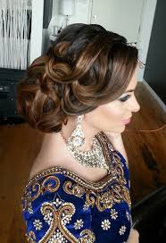 Wedding Hair Style Up Do best 25 indian wedding hairstyles ideas indian 7612 by wearticles.com