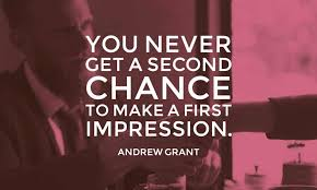First Impression Quotes Classy The Power Of First Impressions In Branding Brand Image Tips